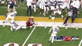 Offensive Highlights: Gopher Football Upsets #5 Penn State 31-26