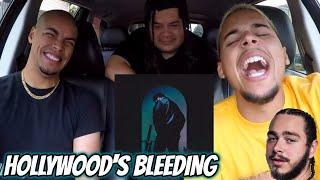 POST MALONE | HOLLYWOOD'S BLEEDING (FULL ALBUM) REACTION REVIEW