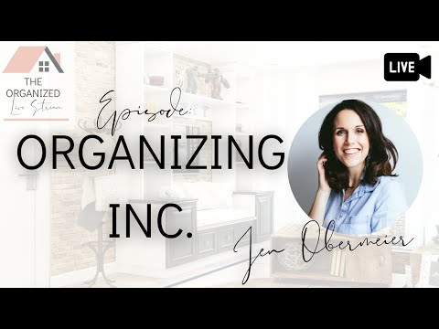 Want to Become a Professional Organizer? Jen Obermeier is Your ...