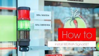 How to install SignalSET