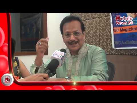 The king of mazic Jadugar PC Sorkar, With Mastana
