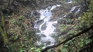 Река Алебастровая в Мезмае