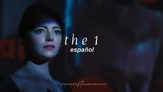 the 1 - Taylor Swift; español
