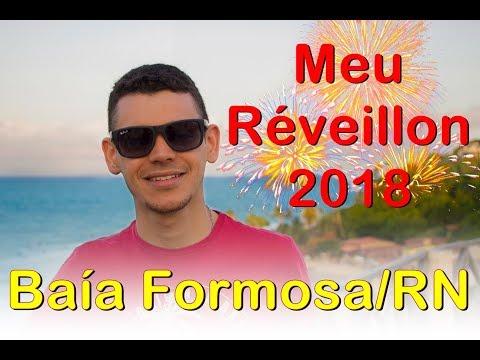 VLOG: Réveillon em Baía Formosa/RN 2018