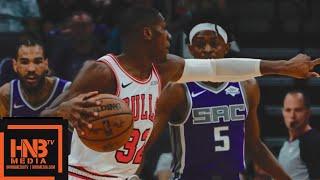 Sacramento Kings vs Chicago Bulls Full Game Highlights | March 17, 2018-19 NBA Season