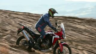 Off Road and Sand Riding Impressions of Honda Africa Twin - Product Review