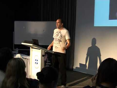 Watch Lifehacker's LCA2012 Presentation Video