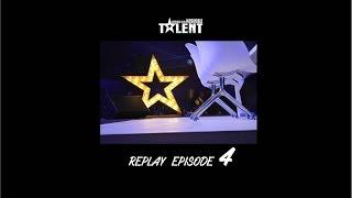 REPLAY L'Afrique a un incroyable talent Episode 4 COMPLET