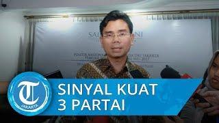 Sinyal Kuat Gerindra, Demokrat, dan PAN Masuk Kabinet Jokowi-Maruf