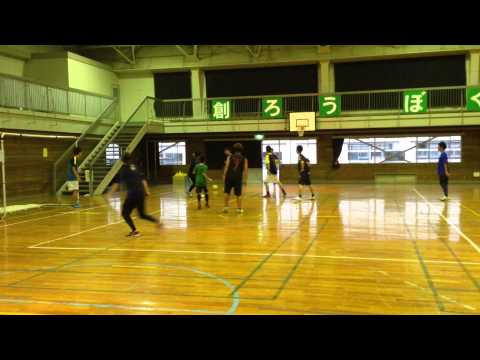 2014 6 28 エフスポ個サル@盛岡市立厨川小学校4