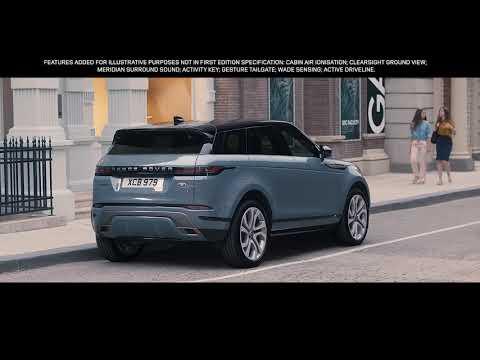 Landrover Range Rover Evoque Внедорожник класса J - рекламное видео 2