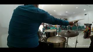 JPCC Worship - Sampai Akhir Hidupku (Drum Cam By Prasetya Aji Nugroho)