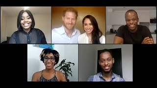 video: Prince Harry and Meghan: We must acknowledge 'uncomfortable' past of the Commonwealth