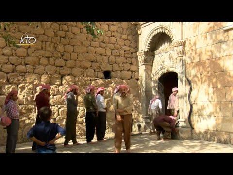 Le centre spirituel yézidi de Lalesh