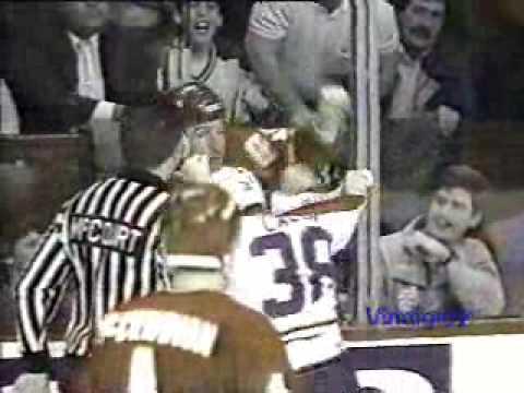 Mike Lalor vs. Tim Hunter