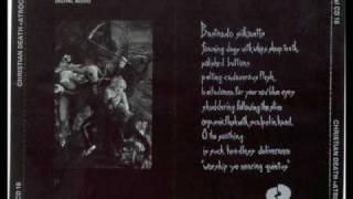 Christian death-The death of josef
