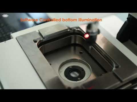 Video Measuring System