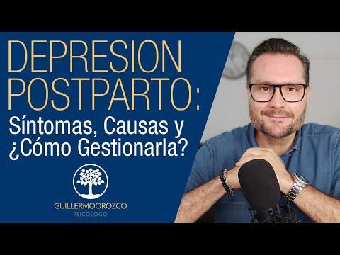 Depresión Postparto:  Síntomas, Causas Y ¿cómo Gestionarla?