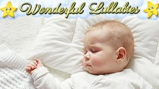 2 Hours Relaxing Baby Lullabies Collection ♥ Soothing Sleep Music Nursery Rhymes ♫ Sweet Dreams