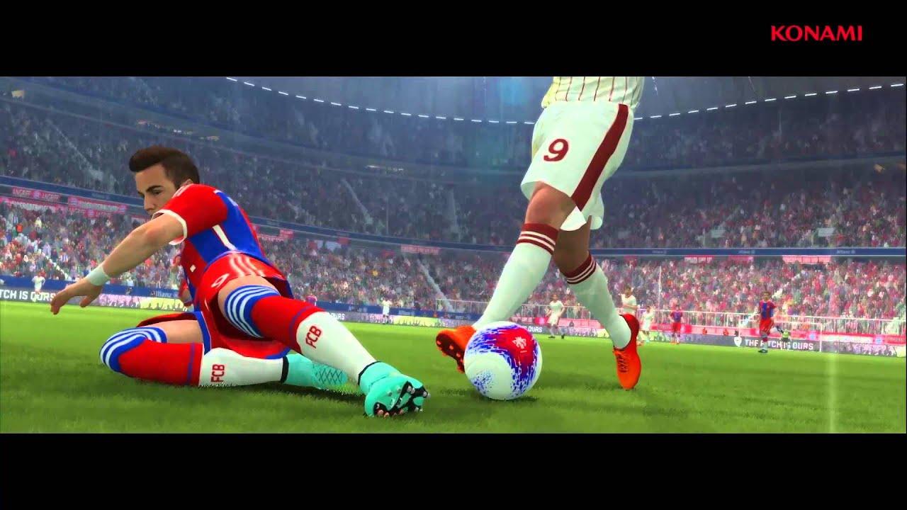 PES 2015 arriva su PS4 e PS3 questa settimana – Ecco il trailer di lancio