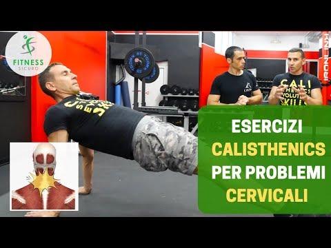 Benessere al osteocondrosi cervicale-toracica
