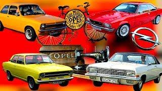 История опель(OPEL), автомобильная марка, которая так и не заняла первое место в мире