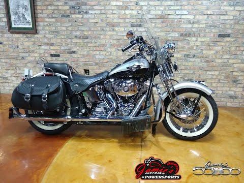 2003 Harley-Davidson Heritage Springer in Big Bend, Wisconsin - Video 1