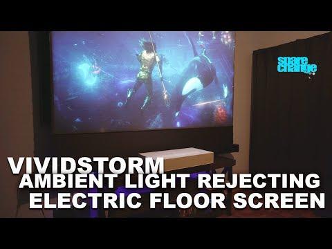 External Review Video JRRt9T7-5lA for LG CineBeam 4K UHD Projectors (HU85LA Laser & HU70LA LED)