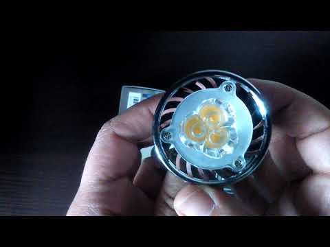 Digoo Parrot Series GU10 4W LED