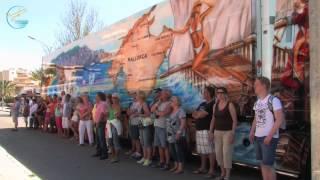 preview picture of video 'Mallorca Saisonopening mit City Reisebüro Schien'