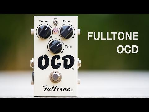 Fulltone OCD Overdrive Pedal Review