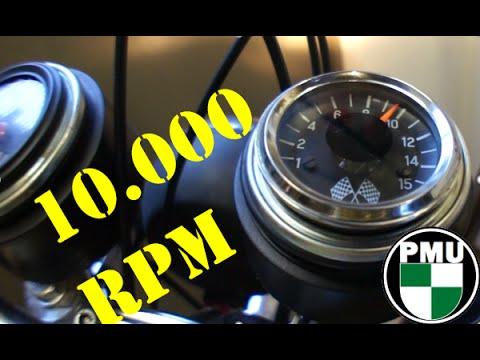 Puch Maxi Drehzahlmesser VDO ... 10.000 RPM :D