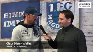 Interview mit Wollitz