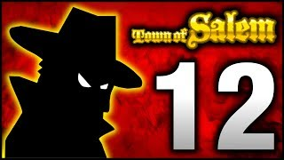 Town Of Salem   R2K ELO   Too Much Insanity In One Game   Blackmailer Gameplay (Ranked)