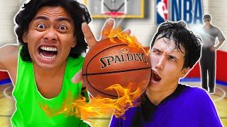 Crazy 1v1 BASKETBALL Game
