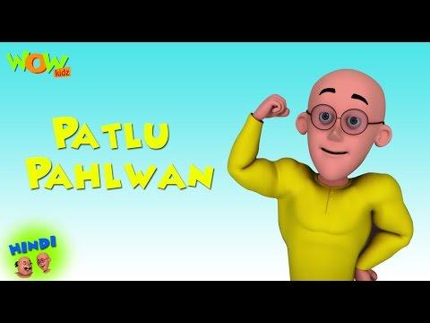 Patlu Pahalwan Motu Patlu In Hindi English Spanish French