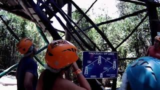 ATV Riding and Ziplining With Aventuras Mayas in Cancun 2018 + Dinner at Tavola Italian Restaurant