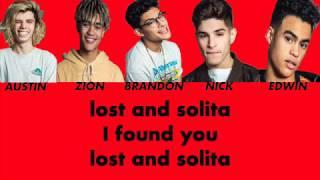 PRETTYMUCH Solita (ft. Rich The Kid) Lyrics