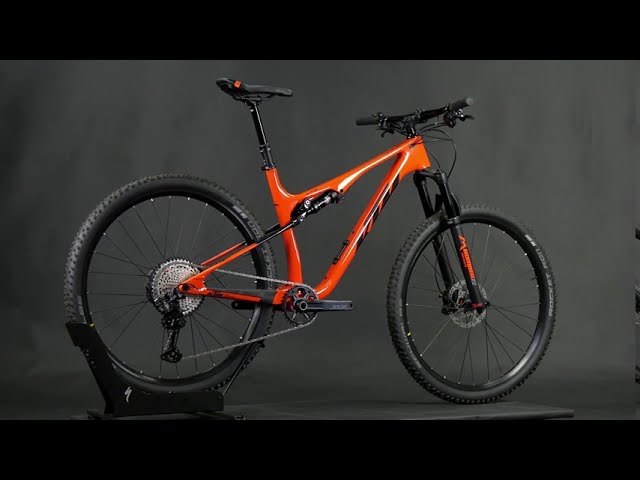 "Видео Велосипед KTM Scarp MT Elite 29"" orange (black)"