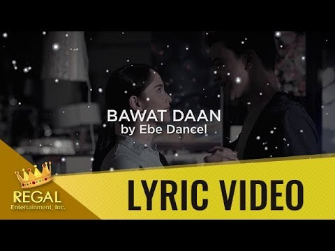 'Bawat Daan' Lyric Video from the movie 'STRANDED'