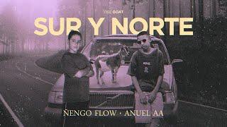 Ñengo Flow x Anuel AA - Sur y Norte [Official Audio]