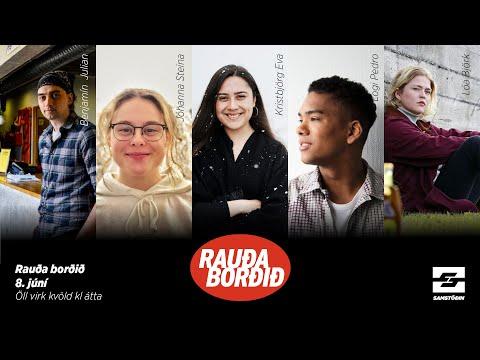 Rauða borðið: Ungt fólk um rasisma og stéttaskiptingu