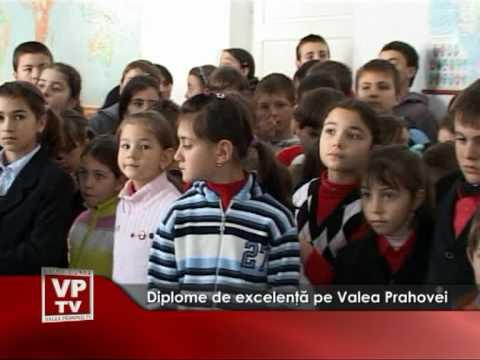 Diplome de excelenţă pe Valea Prahovei
