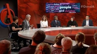 Church and State - Q&A | 25 April 2016