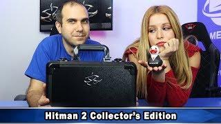 Hitman 2 Collector's Edition