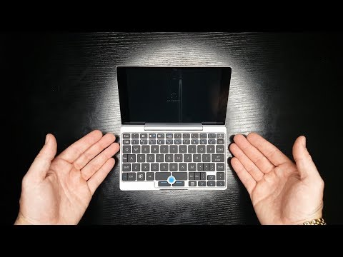 GPD Pocket Mini Laptop Review | Smallest Laptop 2017