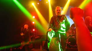 """Arcturus """"Painting My Horror"""", live in Santiago, Chile, 27-Feb-2018"""