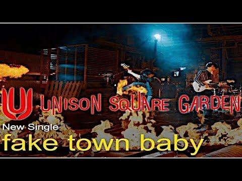 【フル歌詞付き】「fake town baby」UNISON SQUARE GARDEN TVアニメ「血界戦線 & BEYOND」オープニングテーマ covered by Kazuki