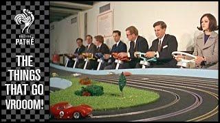 Model Motor Racing | British Pathé