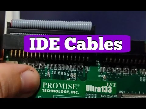 IDE Cable Installation Guide